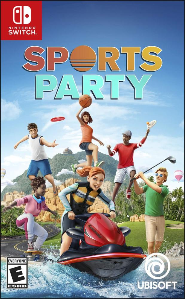 NINTENDO SPORTS PARTY