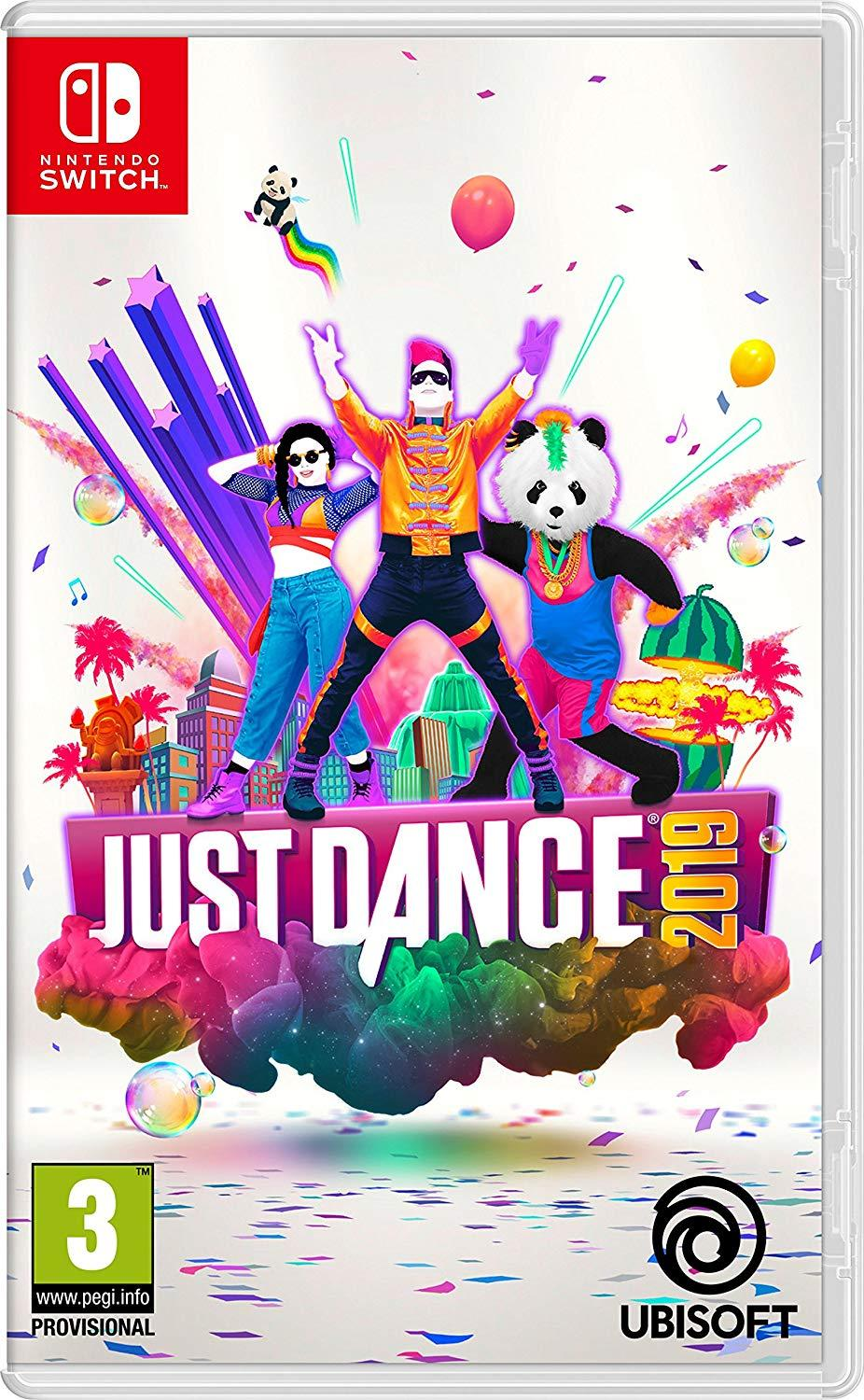 NINTENDO JUST DANCE 2019