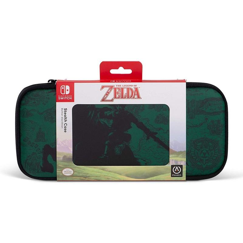 BIGBEN FUNDA RIGIDA NINTENDO SWITCH - ZELDA