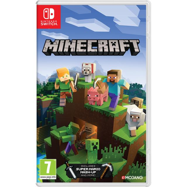 NINTENDO MINECRAFT SWITCH EDITION