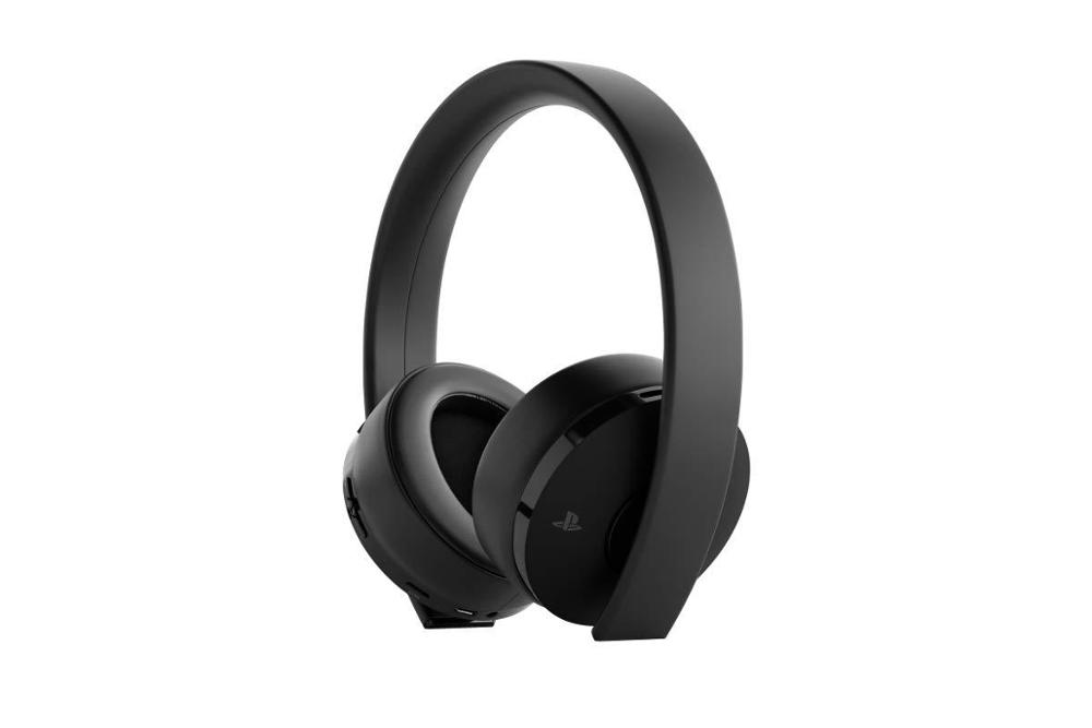 SONY GOLD WIRELESS HEADSET PS4 - NEGRO