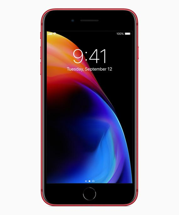 APPLE iPHONE 8 PLUS 64GB (PRODUCT)RED - ROJO (ED. LIMITADA)