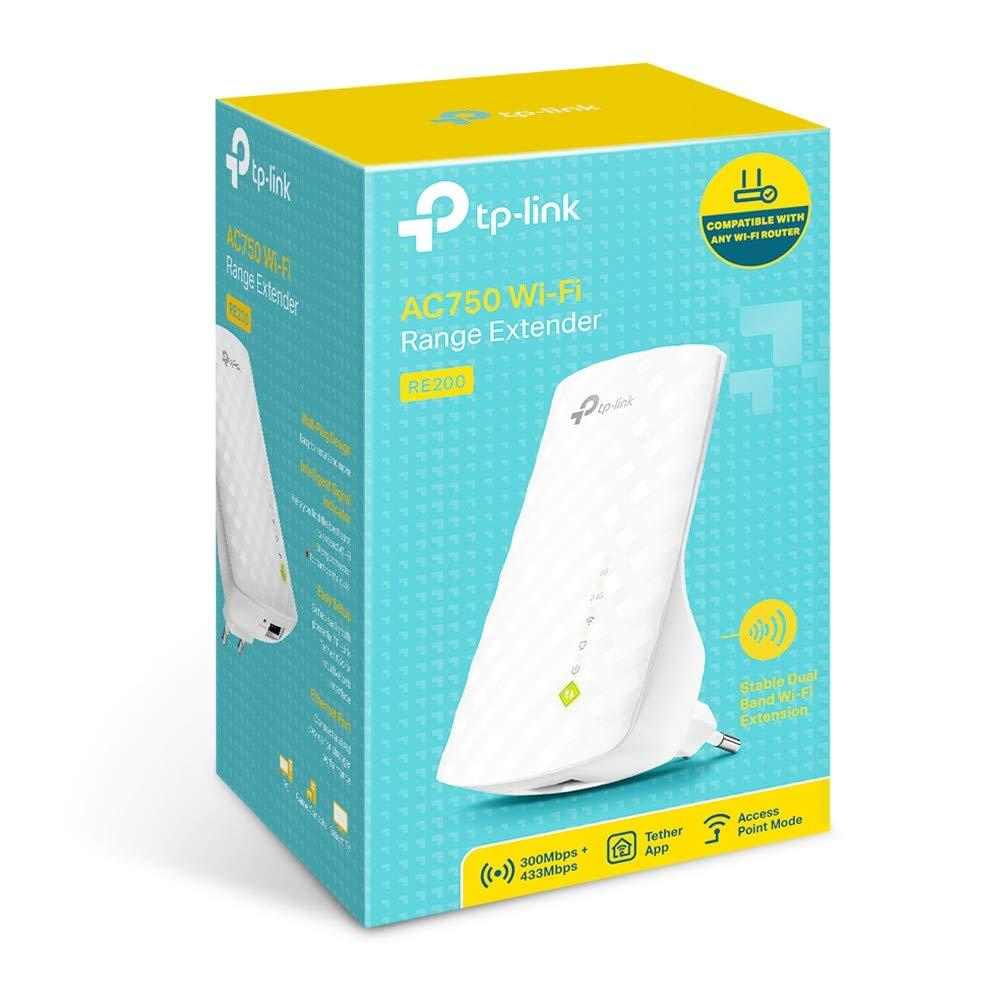 TP-LINK REPETIDOR WIFI AC750 RE200