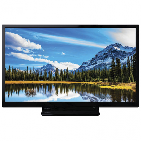 "TOSHIBA 24W2963DG 24"" HD SMART TV"