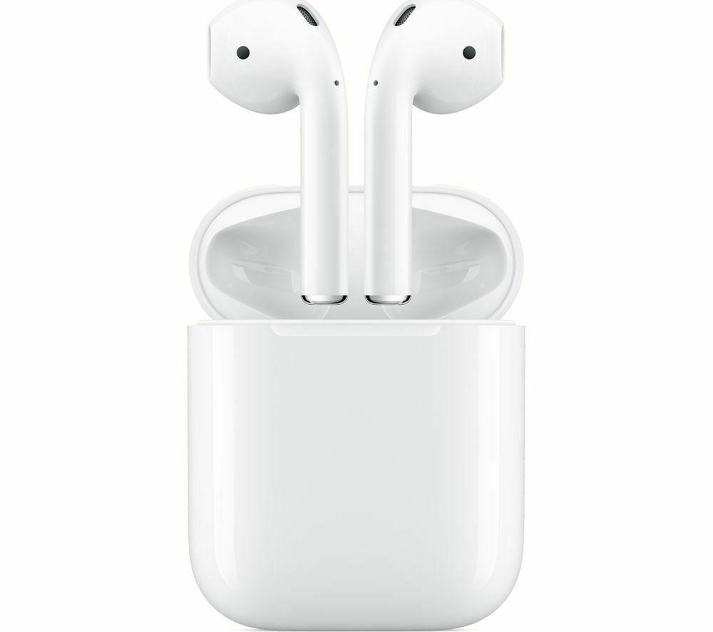 APPLE AIRPODS V2 CON ESTUCHE DE CARGA
