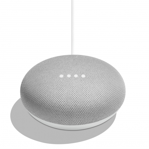 GOOGLE HOME MINI (VERSION ESPAÑOLA) - BLANCO TIZA
