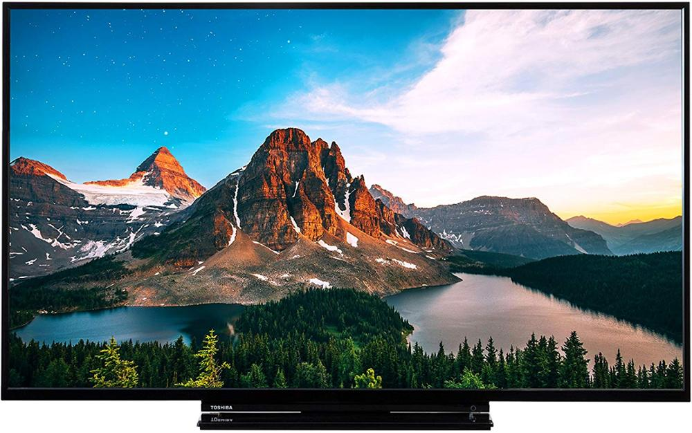 "TOSHIBA 49V5863DG 49"" UHD 4K SMART TV"