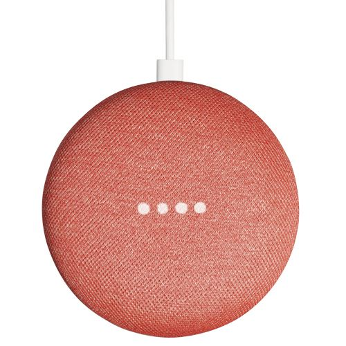 GOOGLE HOME MINI (VERSION ESPAÑOLA) - CORAL