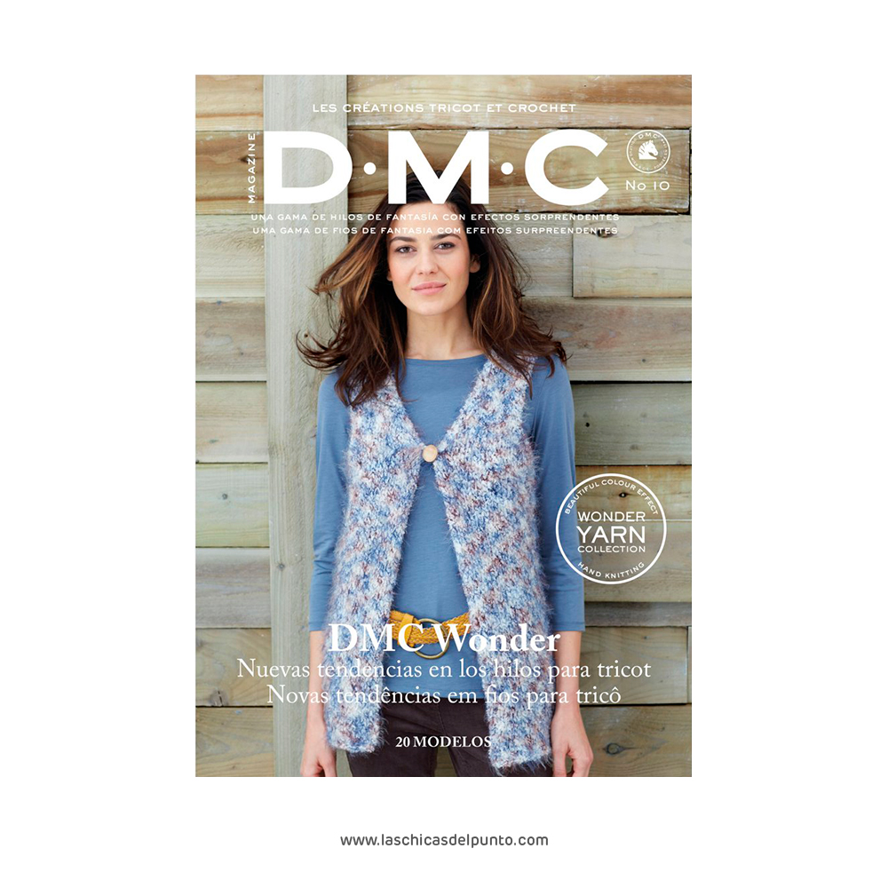 DMC Revista Wonder tricot