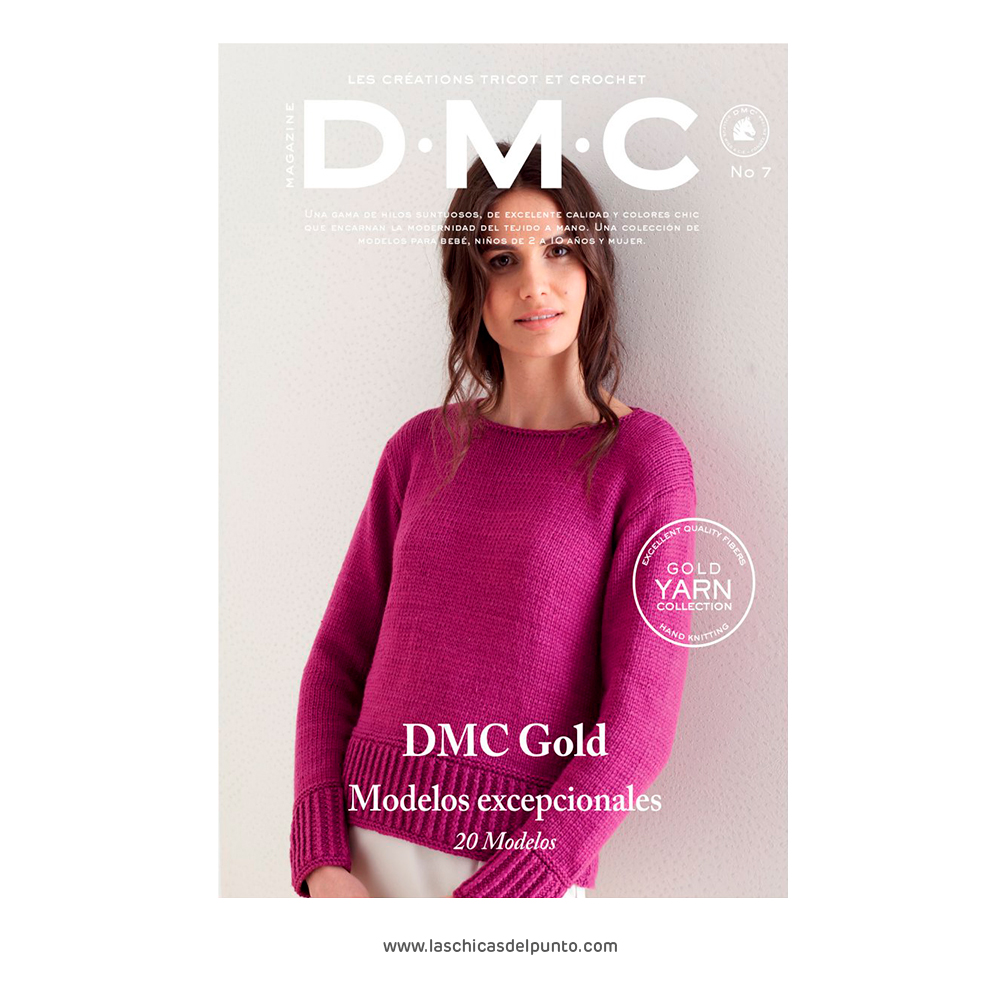 DMC Revista Gold
