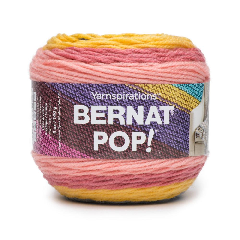 Yarnspirations Bernat Pop