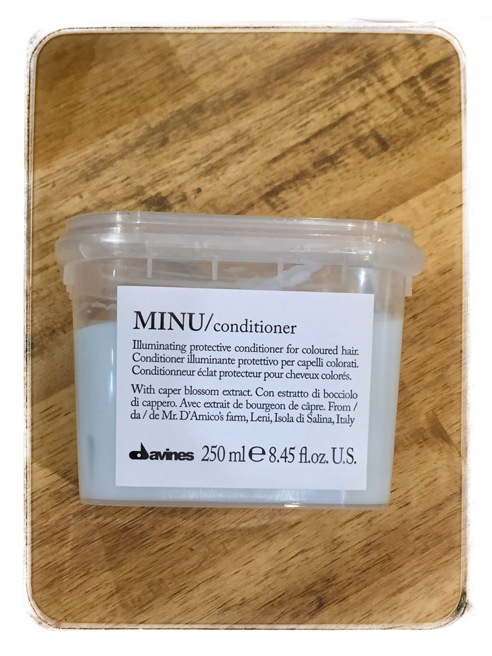 Davines Minu Acondicionador Color