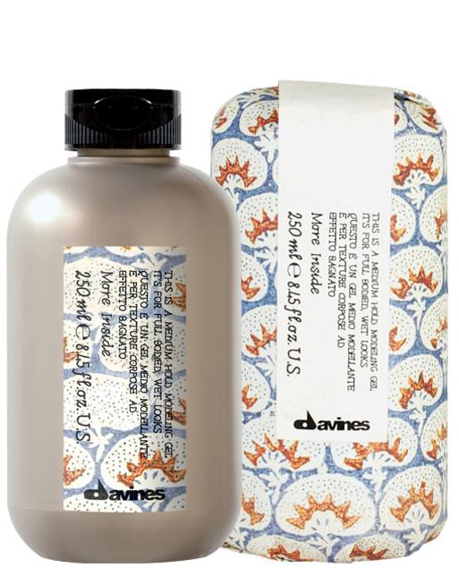 Davines Medium Hold Modelling Gel 250ml