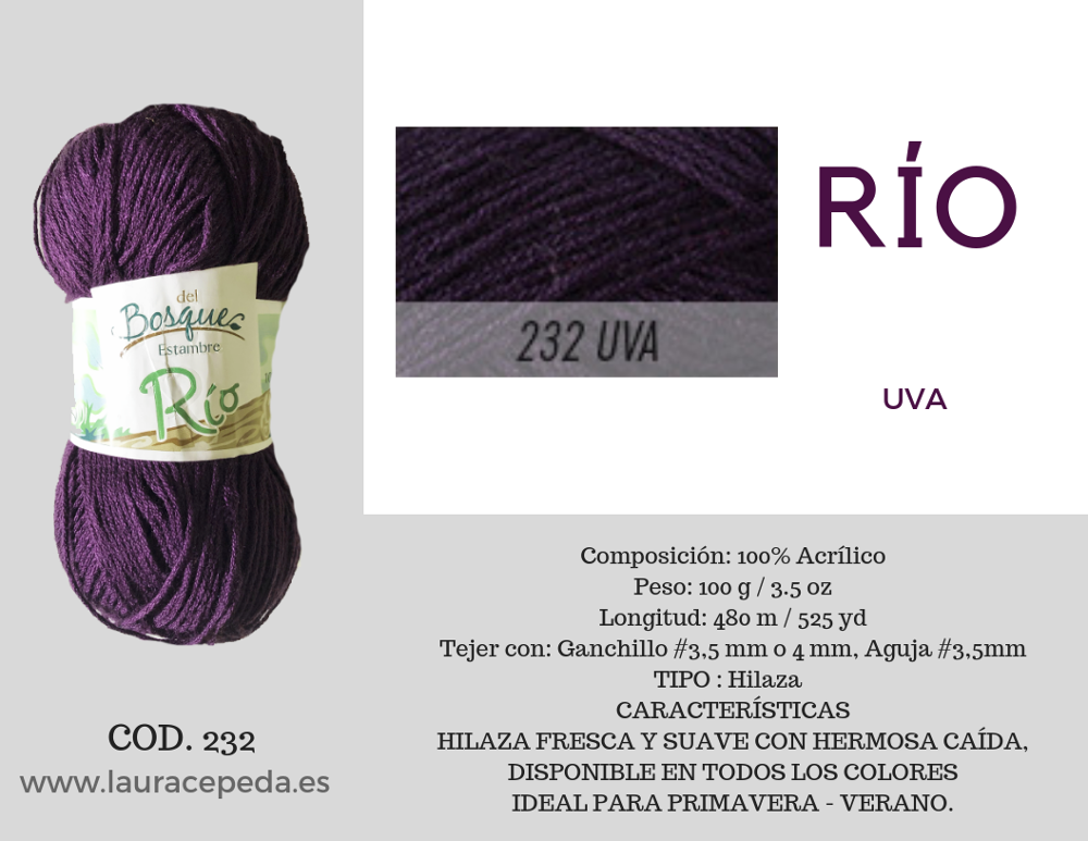 RIVER GRAPE 232