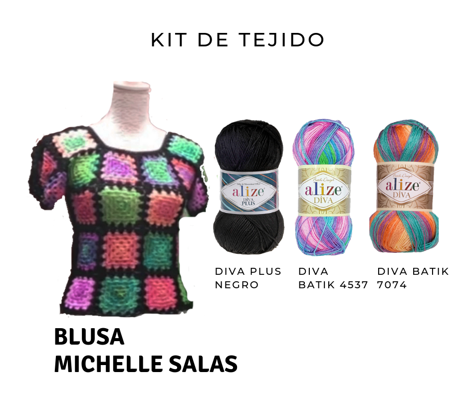 Kit Blouse Michelle Salas