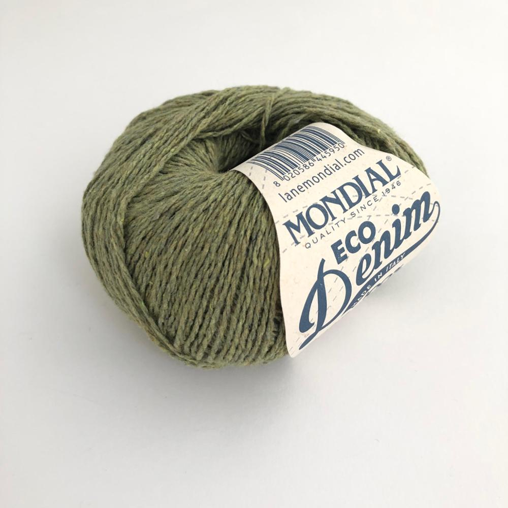 Modial EcoDenim - Verde medio 753