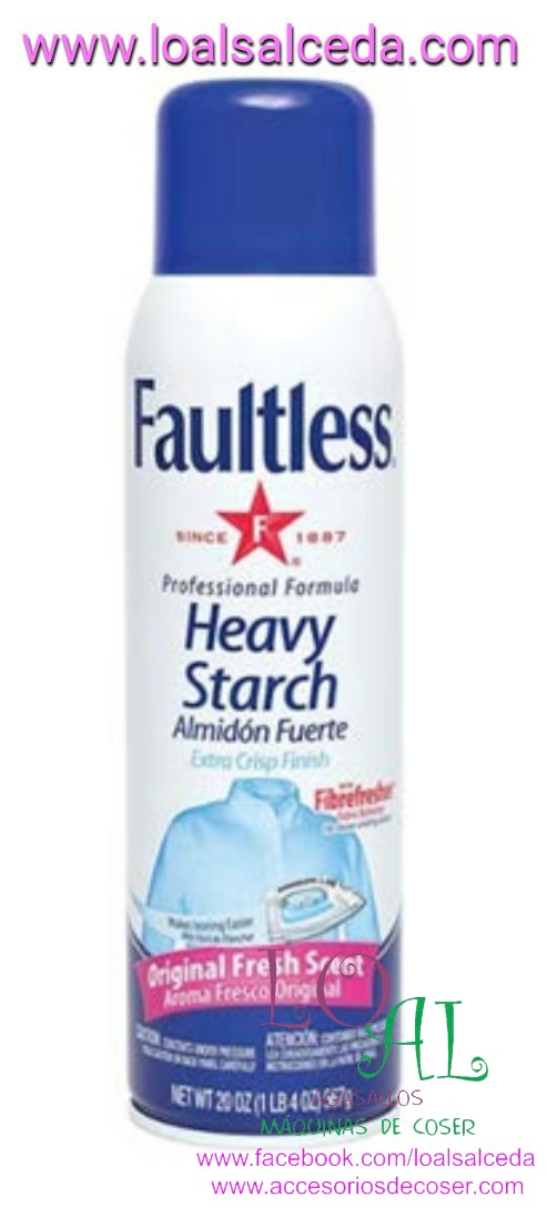 ALMIDON EN SPRAY FAULTLESS
