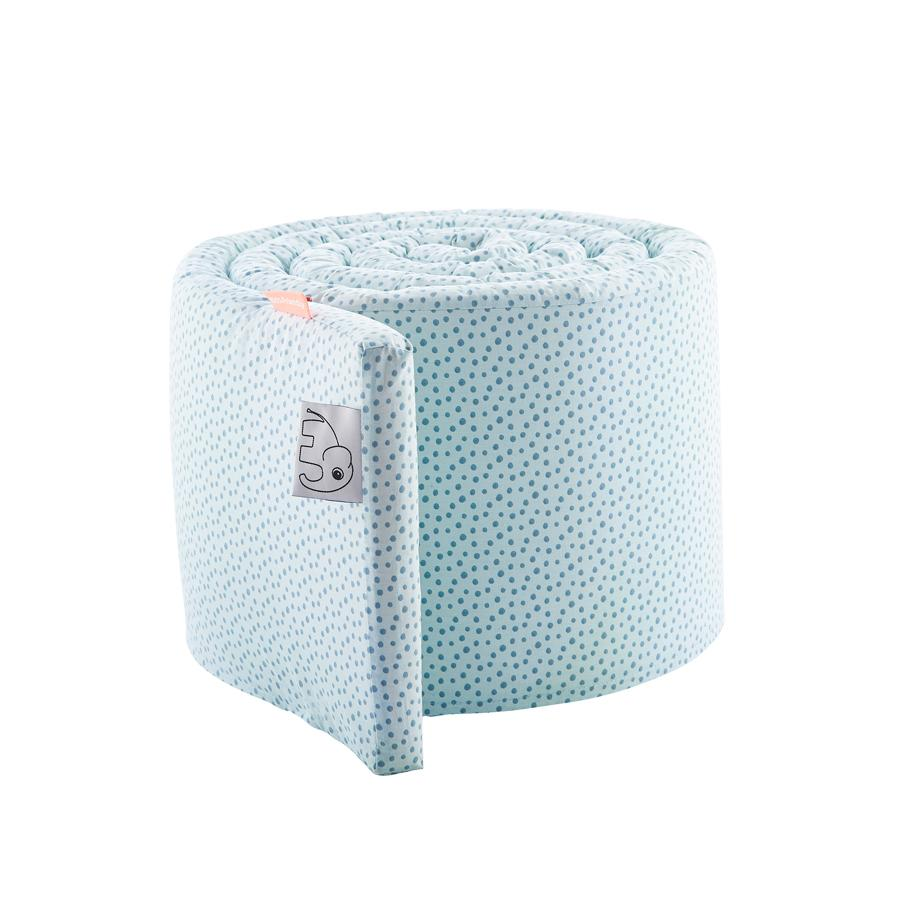 Protector Cuna Happy Dots Azul