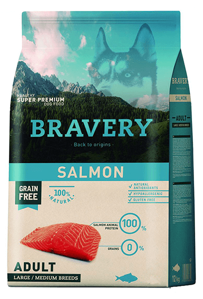 BRAVERY Adulto Salmon