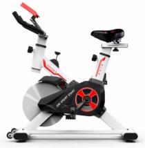 Bicicleta spinning indoor GM Sport Start 10 kilos de disco de inercia.