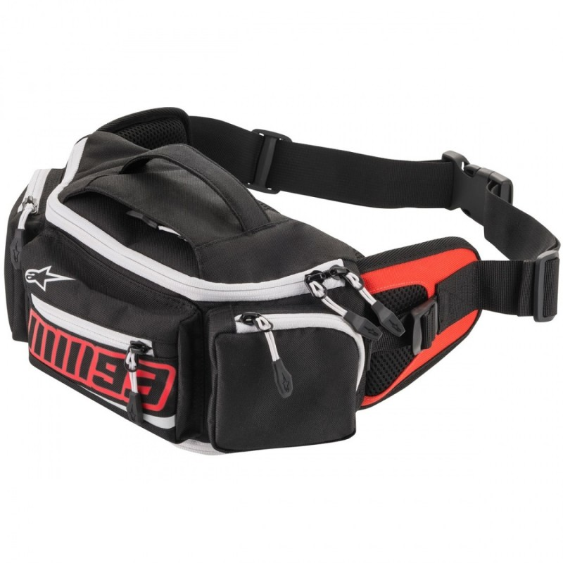 ALPINESTARS BOLSA ALPINESTARS MM93 BLACK RED