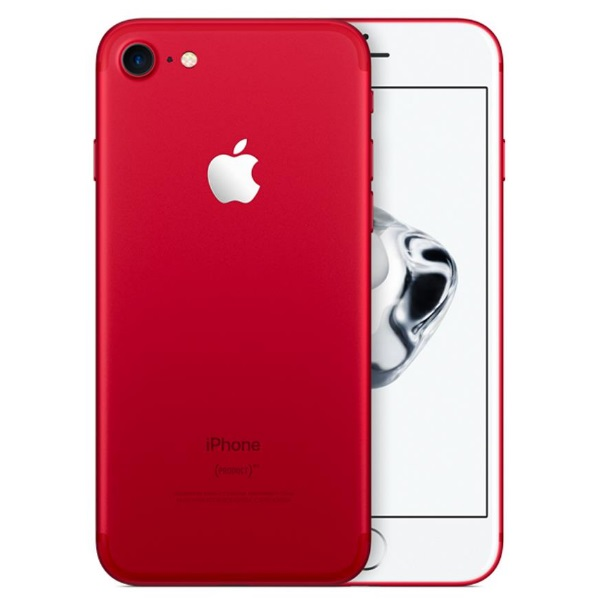 APPLE iPhone 7 RED Special Edition 128Gb Libre