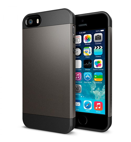 UNOTEC Funda Armor iPhone5/5S