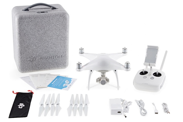 DJI Phantom 4 RTF Kit