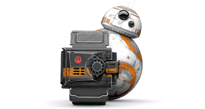 SPHERO BB-8 StarWars Battle Worn + Force Band (Pack Edicion Especial)