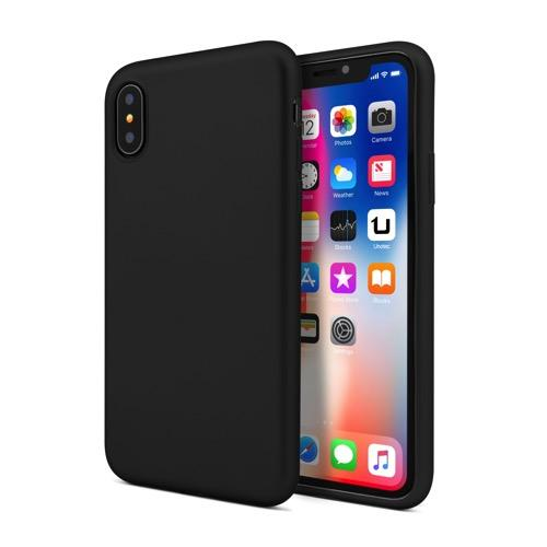 UNOTEC Funda Second Skin II para Apple iPhone X