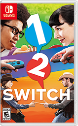 Nintendo Switch 1-2 para Nintendo Switch