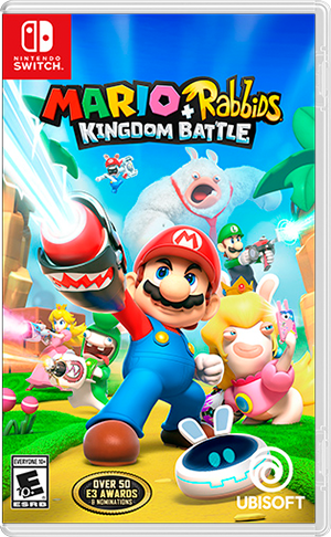 Nintendo Mario + Rabbids Kingdom Battle para Nintendo Switch