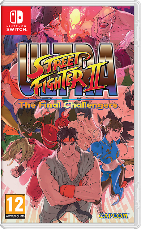 Nintendo Ultra Street Fighter II : The Final Challengers para Nintendo Switch