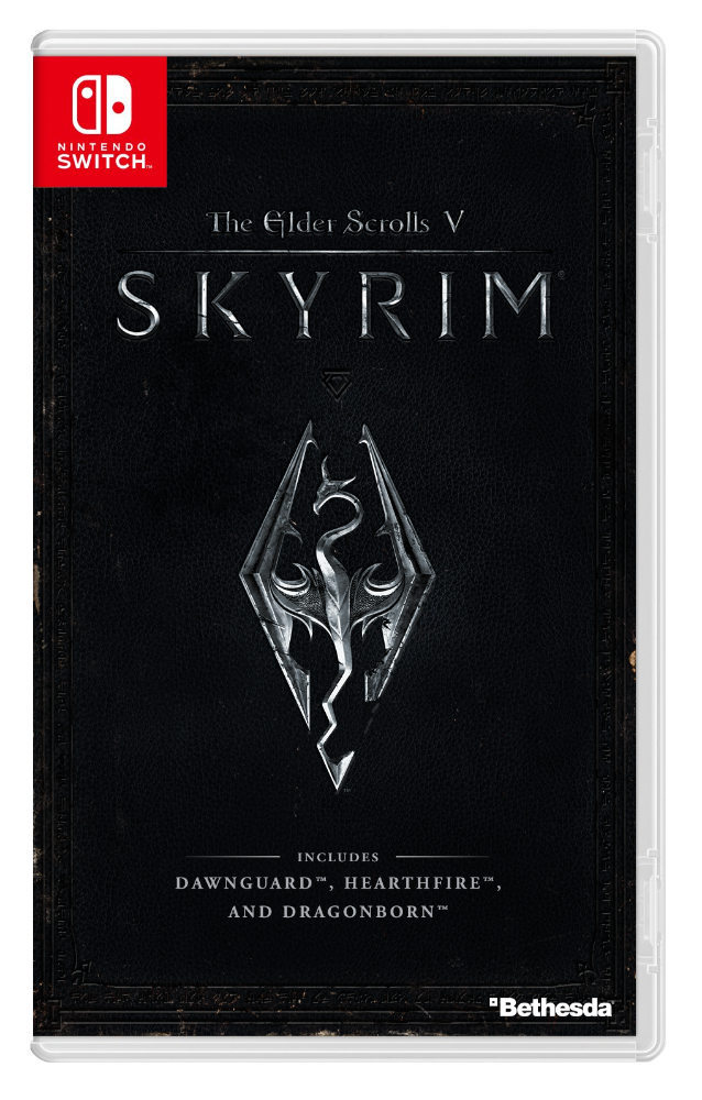 Nintendo The Elder Scrolls V: Skyrim para Nintendo Switch