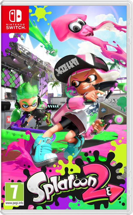 Nintendo Splatoon 2 para Nintendo Switch