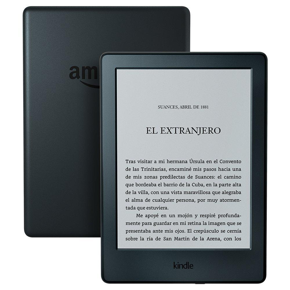 "Amazon Kindle 6"" WIFI Ebook Negro"