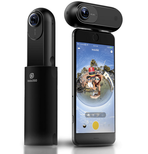 INSTA360 ONE 4K 360 Camara Panoramica para iPhone