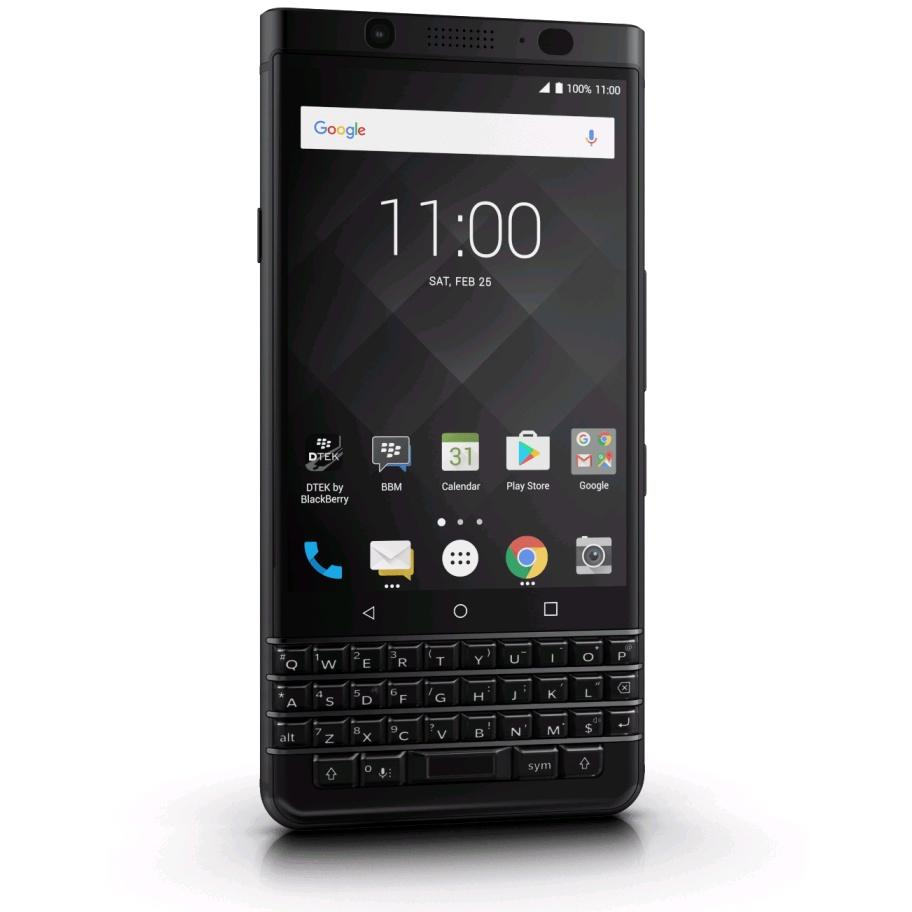 BLACKBERRY KEYone QWERTY 64GB Black Edition Libre