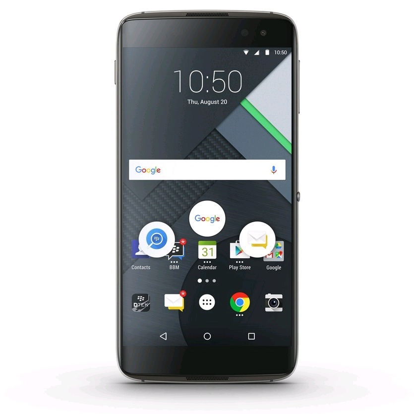 BLACKBERRY DTEK60 32GB Negro Libre