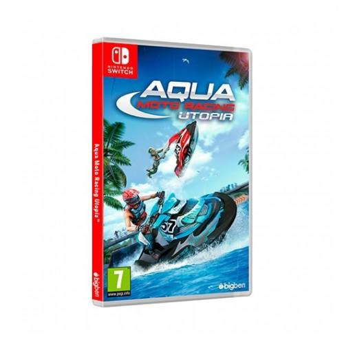 Nintendo Aqua Moto Racing Utopia para Nintendo Switch