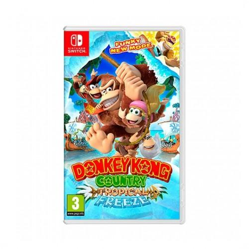 Nintendo Donkey Kong Tropical Freeze para Nintendo Switch