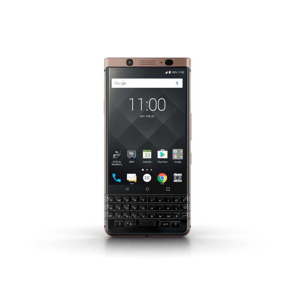 BLACKBERRY KEYone QWERTY 32GB Dual Sim Bronce Edition Libre
