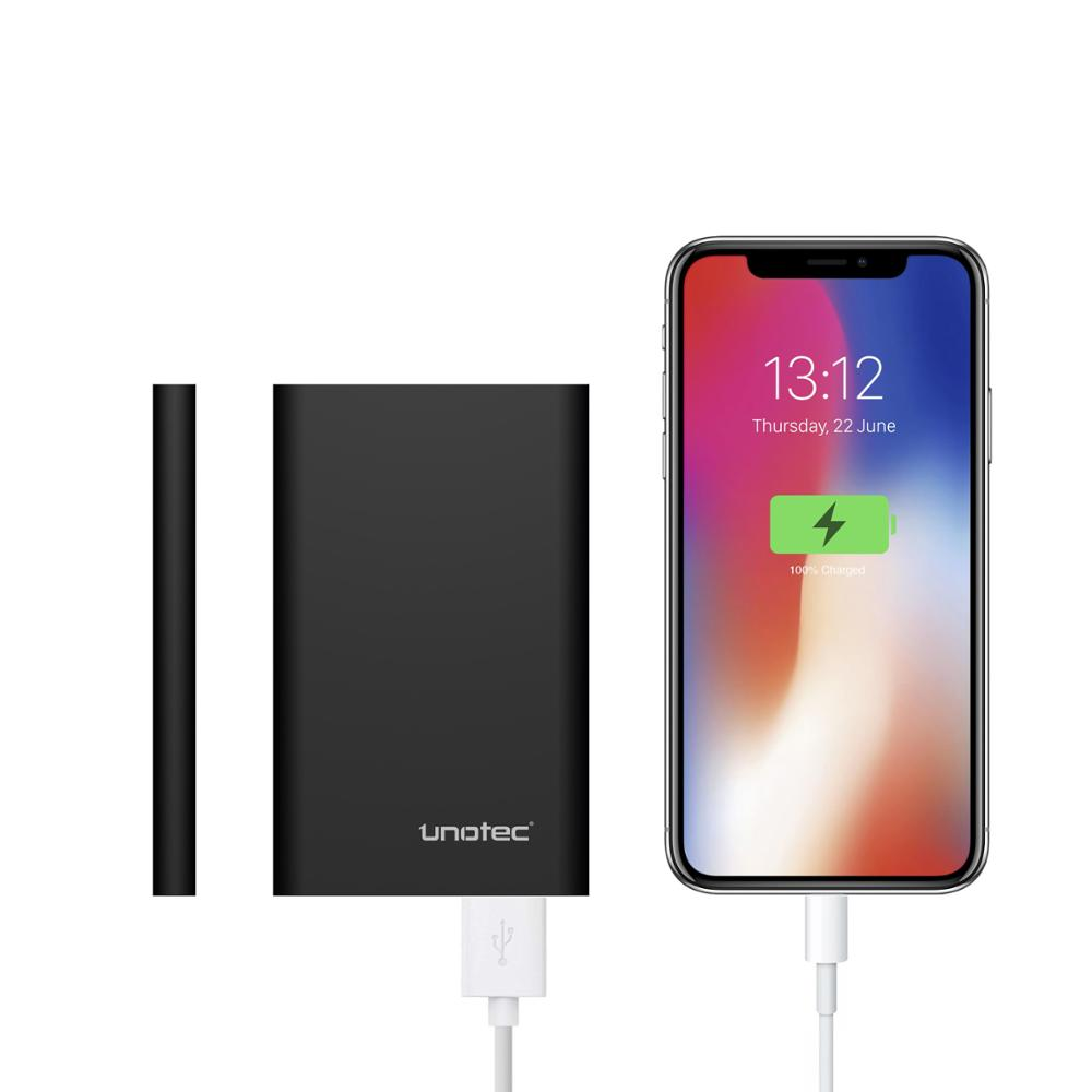 UNOTEC 4Plus PowerBank Batería 4000Mah