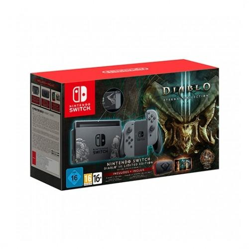 Nintendo Switch Videoconsola + Diablo III Limited Edition