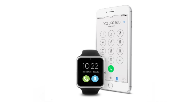UNOTEC Watch-Q7 SmartWatch Bluetooth