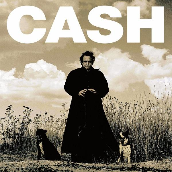 "Universal Music LP Johnny Cash ""American recordings"""
