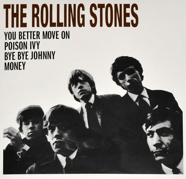 "Universal Music EP The Rolling Stones ""You better move on"" +3"