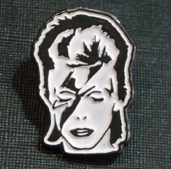 Pin David Bowie