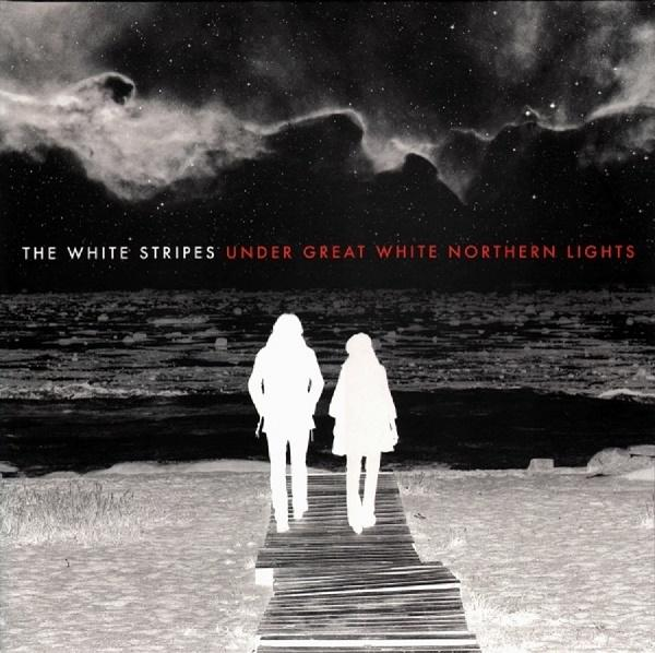 "LP The White Stripes ""Under great white northern lights"""