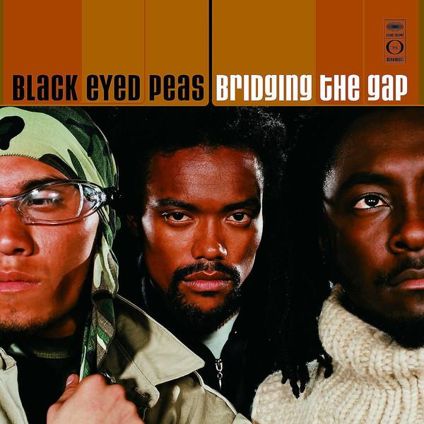 "Universal Music LP Black Eyed Peas ""Bridging the gap"""